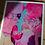 Thumbnail: 'Fragments of Sundown' Large Print