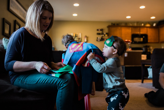Kent Family Photography superhero