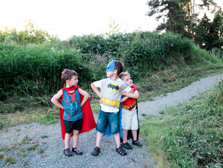 Seattle Family Photography | My Hero