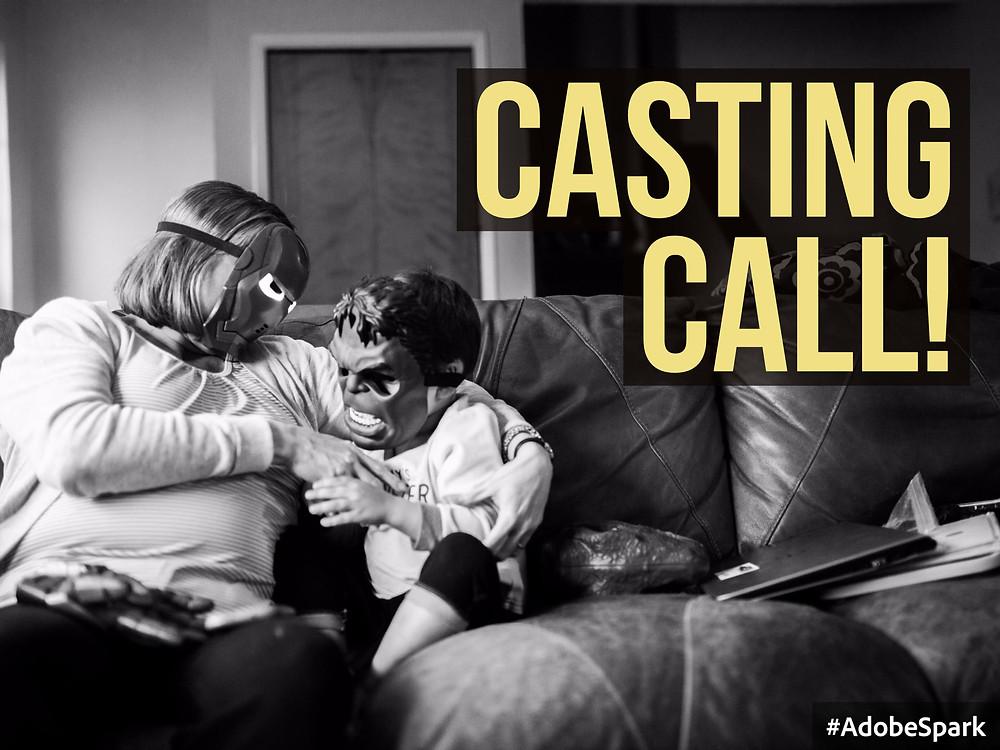 Seattle Tacoma Casting Call