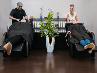 Tacoma Business Photography | Virde Salon