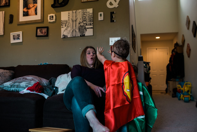 Kent Family Photography superpowers