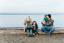 Tacoma Family Photography | The Davis Family