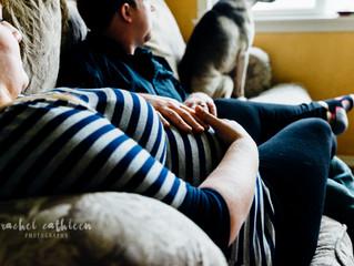 The Stark Family   Auburn Maternity Family Photography