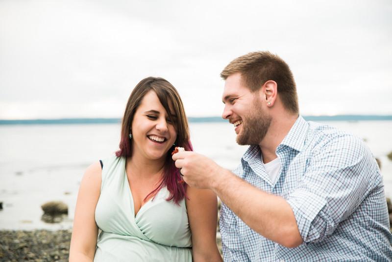 Tacoma Maternity Photography