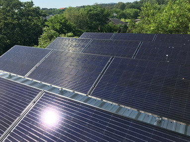 Tilt Mount Solar Install by Ozark Solar