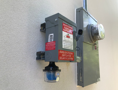 Rapid Shutdown by Ozark Solar