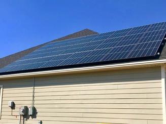 Ozark Solar Residential Installation