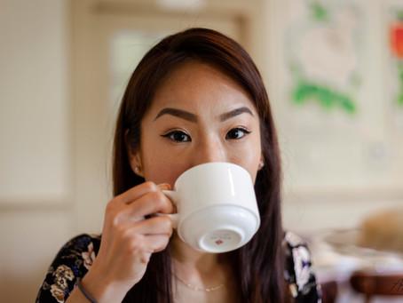Tea Time at the Huntington Library Gardens