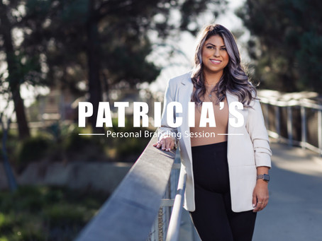Patricia's Personal Branding Session