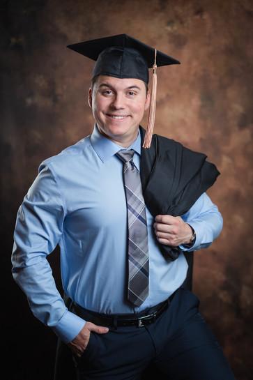 Austin Austen Hunter Photography Graduate Graduation Portraits