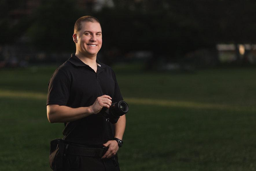Austen Hunter About AHP Austin Portrait Photographer