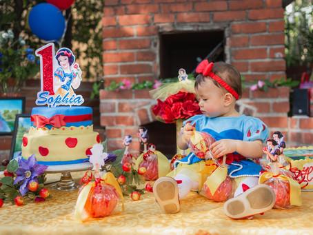 Sophia's Enchanting Birthday Party