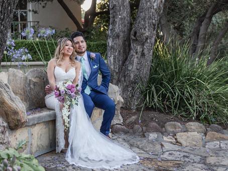 Mario & Pamela's Scenic Pomona Wedding