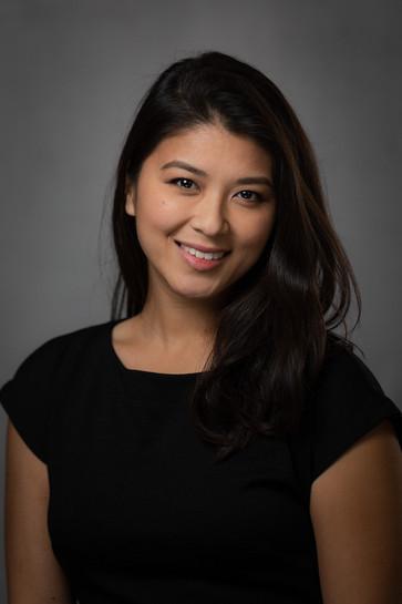 Smiling Acting Headshot Female Model