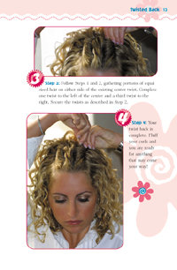 "3 and 4 step to ""Twist Back"""