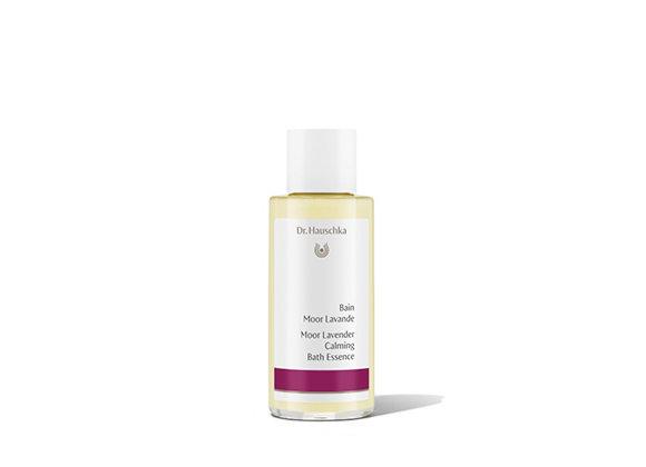 """תחליב אמבט טבעי מור לוונדר ד""""ר האושקה Moor Lavender Calming bath Essence"""