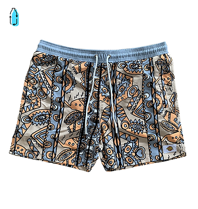 Recycle Board Shorts