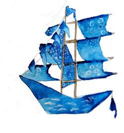 Blueberry Boat