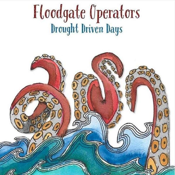 Floodgate Operators 1st EP Album Art