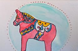 Scandanavian Horse