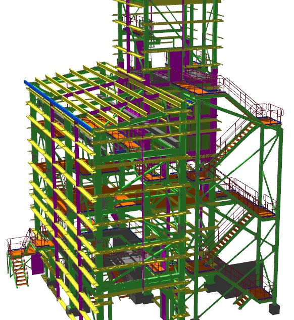 Detailing Tower 2018 | PM Consulting Engineers