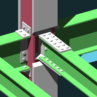 Connection Detail and Plate | PM Consulting Engineers