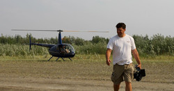 Filming The Restorers in Alaska