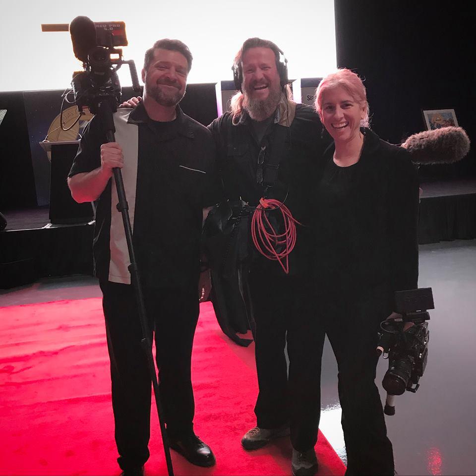 NAHF 2017 filming