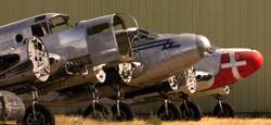 Extra aircraft in Stockton, CA