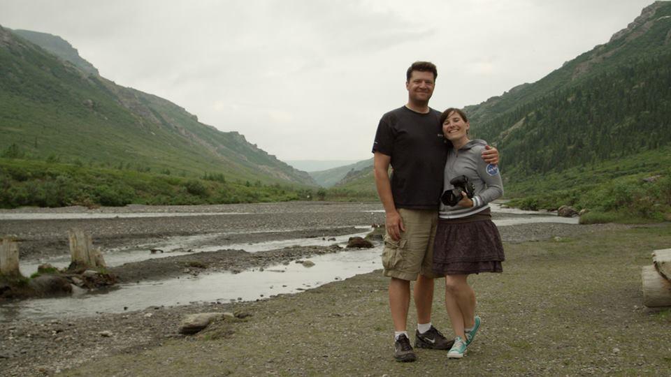 Filmmakers shooting in Alaska