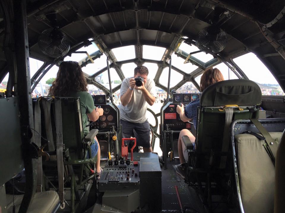 B-29 Pre-Pro stills