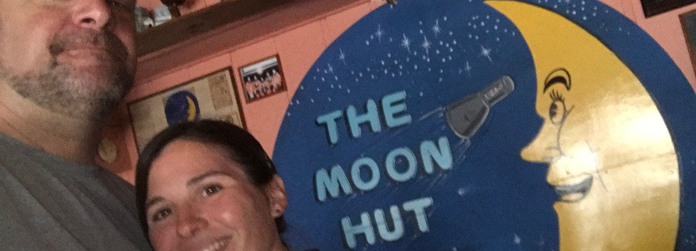Visiting the historic Moon Hut of Cocoa Beach
