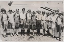 1929 Women Racers