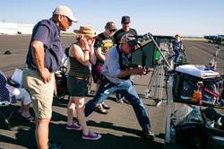 Action filmmaking!