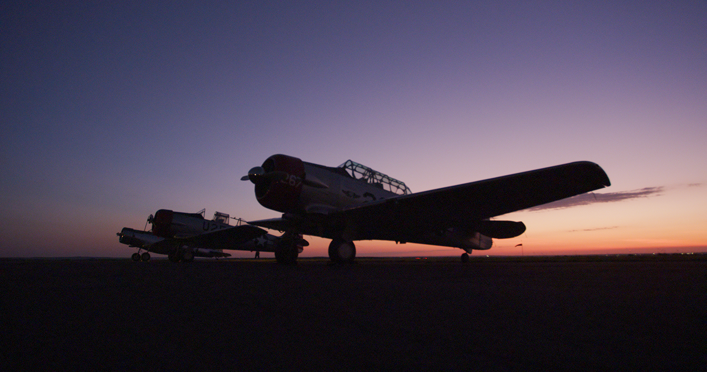 Dawn at Avenger Field