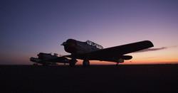 Dawn at Avenger Field