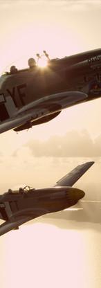 Texas Flying Legends Museum shoot