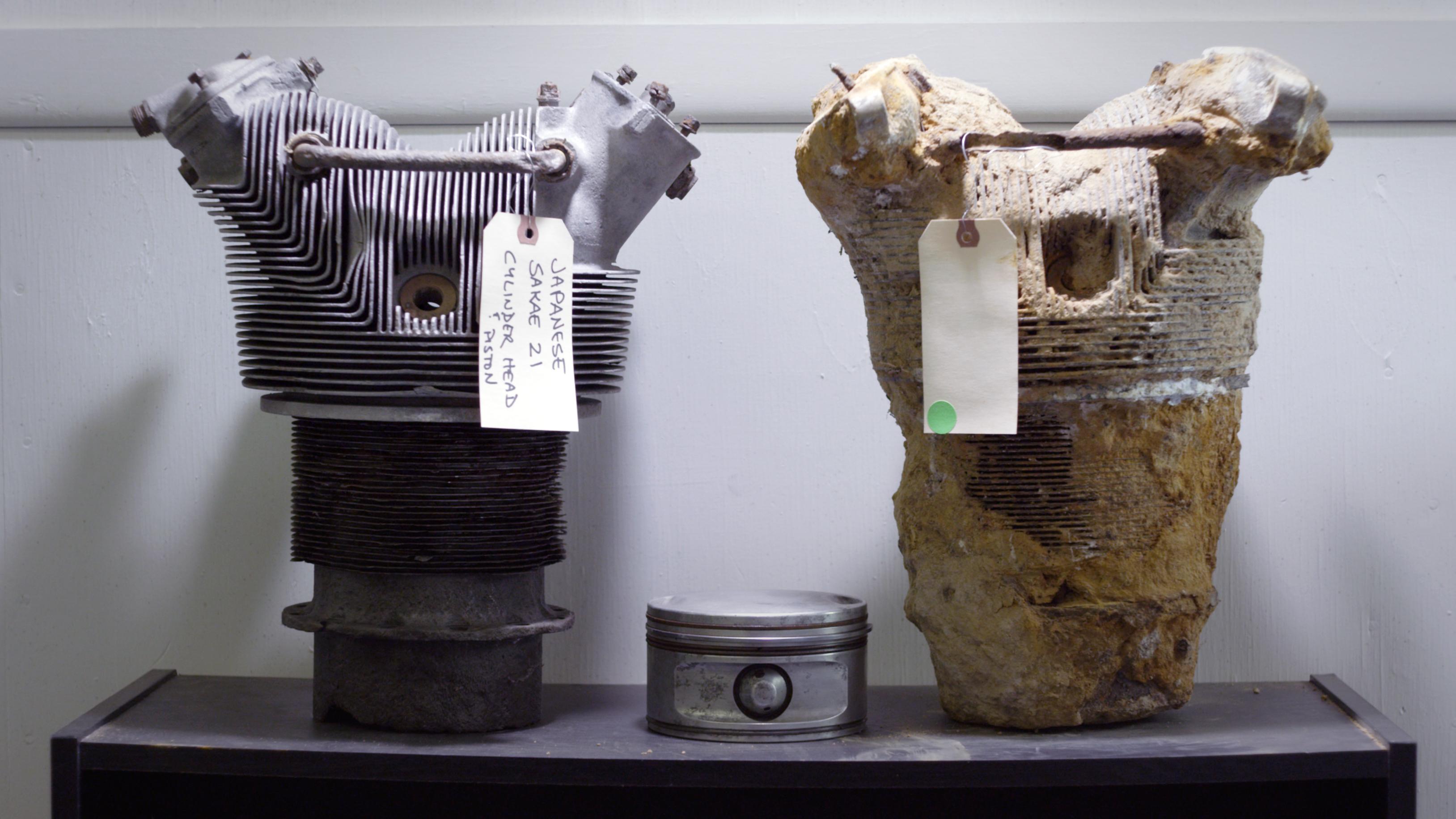 Freeman Field artifacts