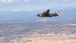 B-24 Witchcraft makes her run