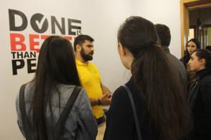 Armenia Startup Academy hosted student internship fair