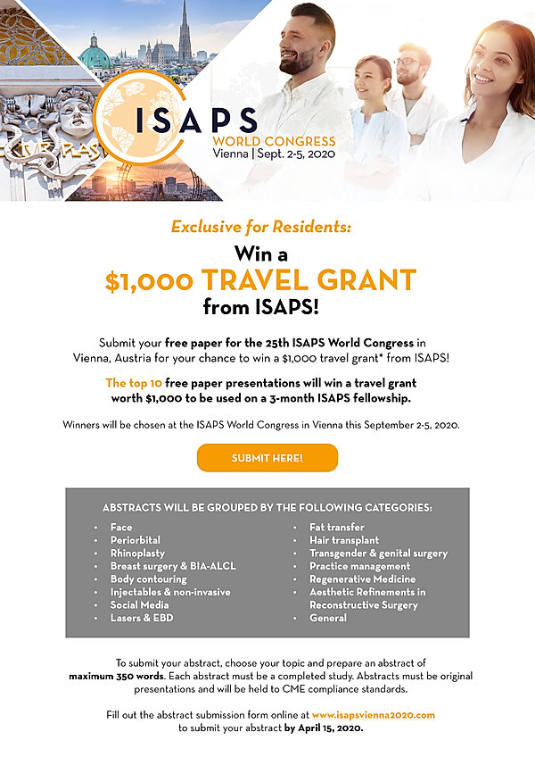Win a $1,000 Travel Grant from ISAPS.jpg