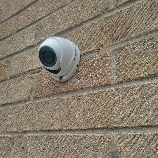 Hikvision 1080P Eyeball