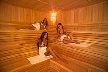 Spa at Desert Sounds Hotel, Israel, Negev region, Dimona