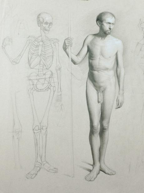 George with skeleton .jpg
