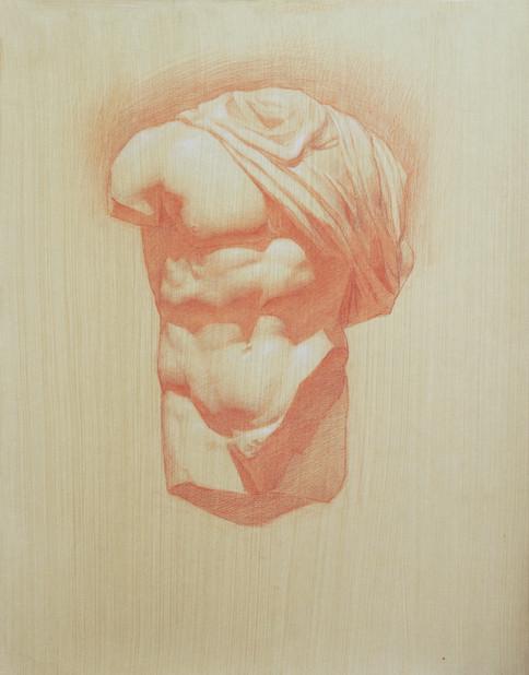 Torso of Ulysses 55.8 x 43.8 .jpg