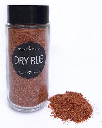 Tempero Dry Rub - Piperras