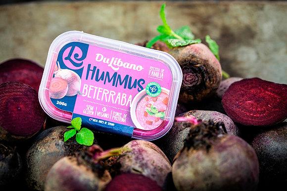 Hummus Beterraba - Dulíbano