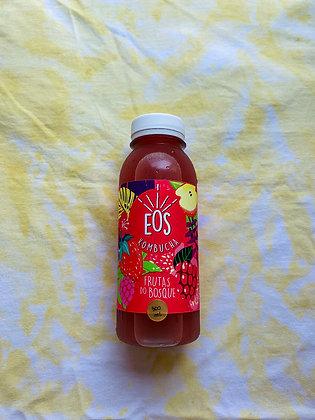 Kit 4 unidades Kombucha de Frutas do Bosque - EOS KOMBUCHA