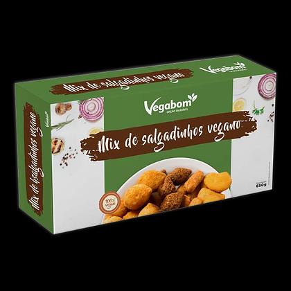 Mix Salgadinhos Veganos - Vegabom